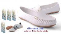 Xi trắng giày thể thao – CF SPORT WHITE